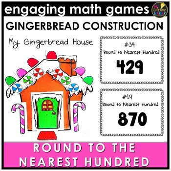 Round to the Nearest Hundred Within 1000 Game
