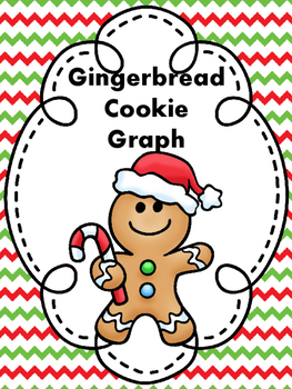 Gingerbread Cookie Math Graph Activity