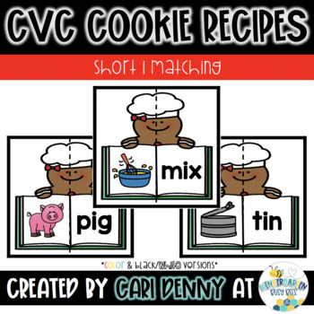 Gingerbread Cookie Recipes (short i)
