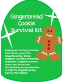 Gingerbread Cookie Survival Kit: Reading and Writing Activities for the Holidays