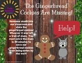 Gingerbread Cookies Escape Room