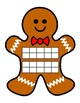Gingerbread Count and Compare Math Center