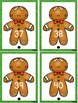 Counting One to One (Gingerbread Count and Hook)
