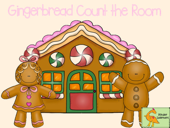 Gingerbread Count the Room