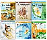 Gingerbread Cousins Book Bundle {6 books}