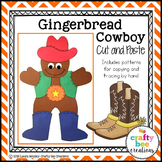 Gingerbread Craft {Gingerbread Cowboy}