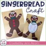 Gingerbread Craft Activities for Speech Therapy