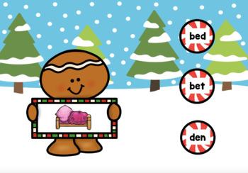 Gingerbread Man Activities Kindergarten