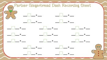 Gingerbread Dash