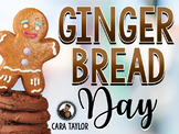 Gingerbread Man Day Fun!  Math, Literacy, Science Stations