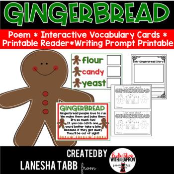 Gingerbread Printables