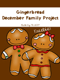 Gingerbread December Family Project