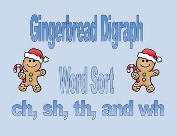 Gingerbread Digraph Sort