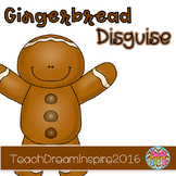 Gingerbread Disguise