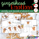 Gingerbread Emotion Descriptions and Body Language Clues