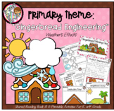 Kindergarten STEM Theme - Gingerbread Engineering
