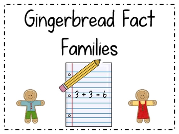 Gingerbread Families