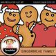 Gingerbread Family Clip Art