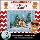 Gingerbread Feelings Game