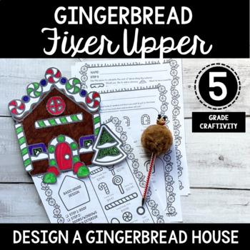 Gingerbread Fixer Upper