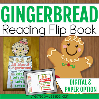 Gingerbread Flip Book