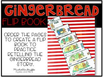 Gingerbread Flip Book
