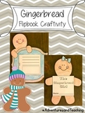 Gingerbread Flipbook Craftivity