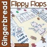 Gingerbread Activities Interactive Notebook Lapbook