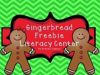 Gingerbread Freebie!!!