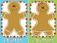 Gingerbread Friend Math Mats