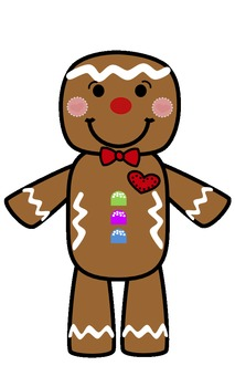 Gingerbread Friends (A reading and writing unit)