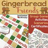 Gingerbread Friends Activities to Develop Friendship Skills