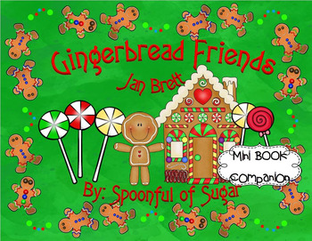 Gingerbread Friends (Book Companion)