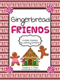 Gingerbread Math & Literacy Centers