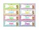Gingerbread Friends Literacy Centers Pre-K, K, 1st: Word F