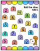 Gingerbread Friends Math Games
