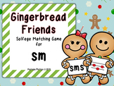#HappyBirthdayKodály Gingerbread Friends: Melody Matching Game for So and Mi