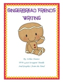 Gingerbread Friends Writing