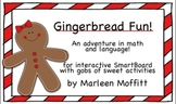 Gingerbread Fun An Adventure in Math and Language (Notebook 11)