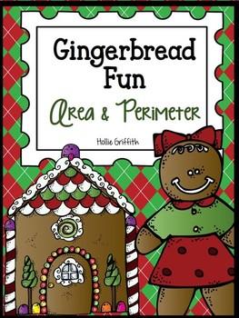 Gingerbread Fun: Area and Perimeter