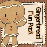 Gingerbread Fun Pack