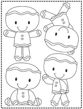 Gingerbread Fun Pack FREE