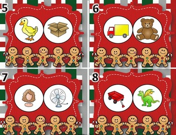 Gingerbread Fun Unit for Young Learners