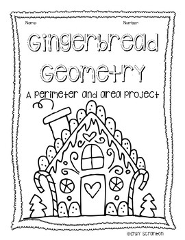 Gingerbread Geometry: A Perimeter and Area Project