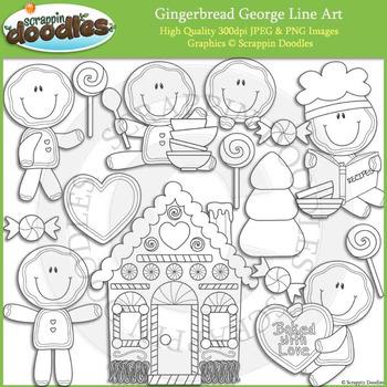Gingerbread George