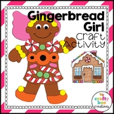 Gingerbread Girl Craft
