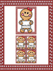 Gingerbread Girl Dolch Second Grade Sight Word Posters and