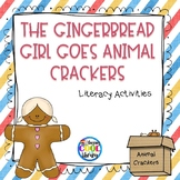 Gingerbread Girl Goes Animal Crackers Literatacy Unit