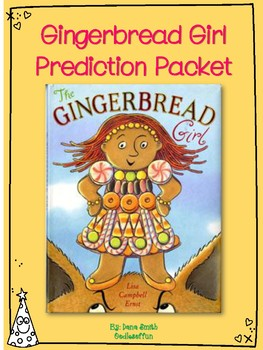 Gingerbread Girl Prediction Packet