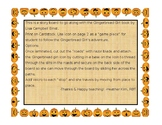 Gingerbread Girl Story Board Supplement